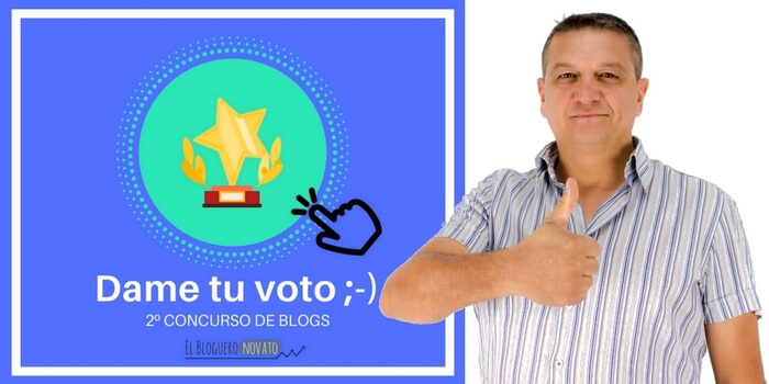 votame para el bloguero novato